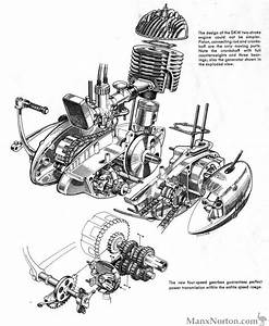 Motor Engine Diagram