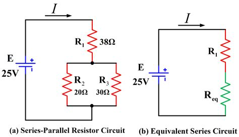 Figure Series Parallel Circuit Electrical Academia