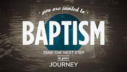 Baptism Celebration Church Invite Backgrounds Sunday Class