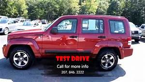 2008 Jeep Liberty Sport Owners Manual