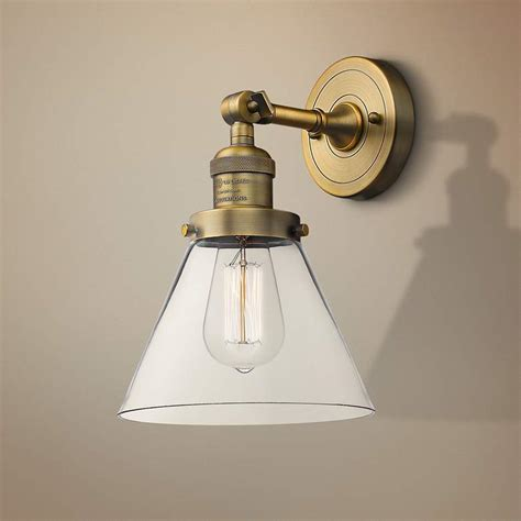 20+ Nice-Looking Brushed Brass Wall Sconce