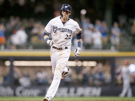 Will Christian Yelich's Second Cycle Propel Him To Nl Mvp?