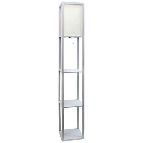 Etagere Floor L With Shelves by Cole Gray Floor L W 3 Etagere Organizer Storage
