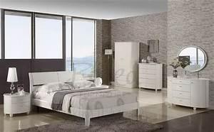 Harmony white high gloss bedroom furniture range only gbp139 for High gloss bedroom furniture
