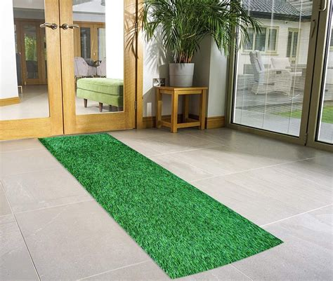 This card makes your shopping on amazon more if eligible, you can apply for the card by providing details of your existing icici credit card. Buy Status Artificial Grass Mat, Floor Mat, Door mat Natural Green - Doormat (6.5ft x 2ft ...