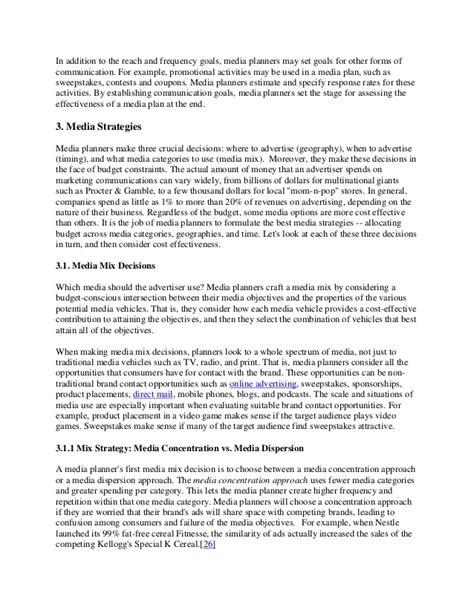 Media Planning Resume by Beautiful Media Planning Resume Objective Photos Resume