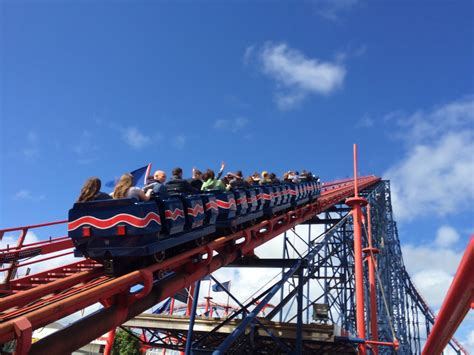 Blackpool Pleasure Beach Review  Attractions Near Me