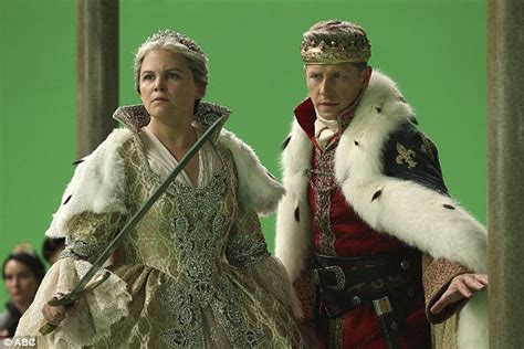 Ginnifer Goodwin And Josh Dallas Leaving Once Upon A Time