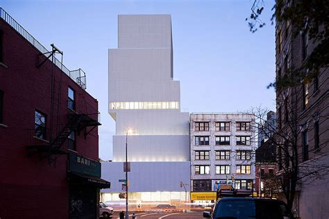 the modern museum new york new museum sanaa archdaily