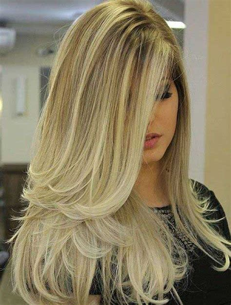 HD wallpapers layers hairstyle long hair