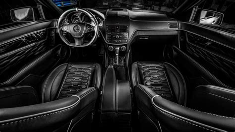 C63 Amg Interior by Mercedes C63 Amg Interior Was Not Enough For Carlex