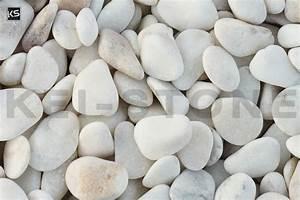 Galet Marbre Blanc : galet marbre blanc rose galets pour jardin ou all es ~ Nature-et-papiers.com Idées de Décoration