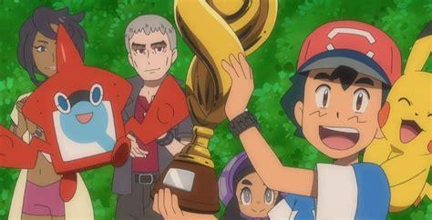 pokemon  ans apres le debut de la serie sacha  enfin