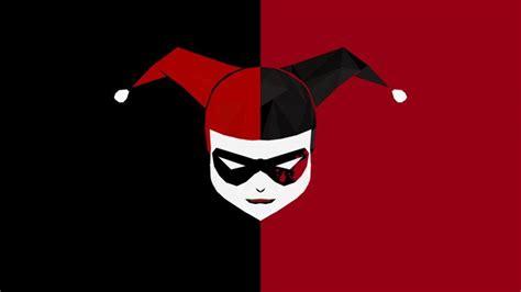 X Animated Series Wallpaper - harley quinn joker poly batman batman the animated