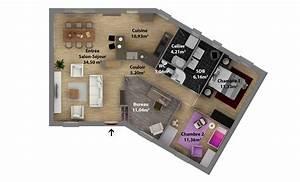 Plan Maison Gratuit En Ligne : plan architecte en ligne ~ Premium-room.com Idées de Décoration