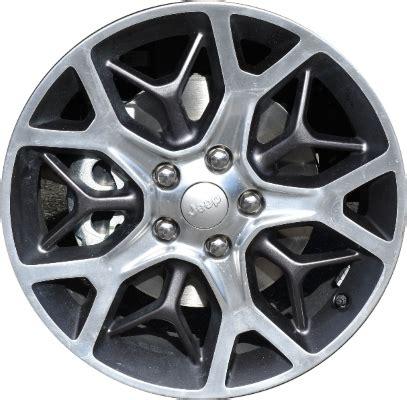 charcoal jeep grand cherokee black rims jeep grand cherokee wheels rims wheel rim stock oem