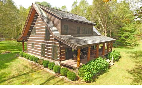 cabins in ga riverfront log cabins homes for