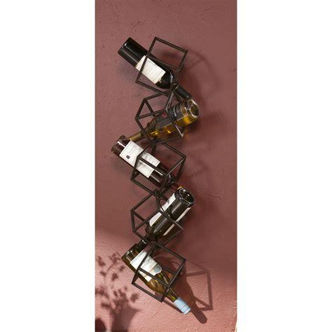 5 bottle wine rack brayden studio sikorski 5 bottle wall mounted wine rack