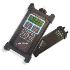 power meter light source test datalogging power meter 850 1300 led light source test kit