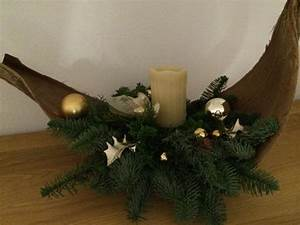 Weihnachtsgestecke Selber Machen : selbstgemachte weihnachtsgestecke weihnachtdeko ideen sandras und svens forum f r ausflugtipps ~ Whattoseeinmadrid.com Haus und Dekorationen
