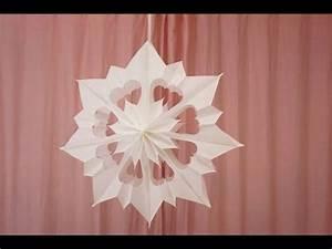Sterne Aus Butterbrottüten Basteln : 3d sterne in 5 minuten selber machen youtube sterne aus butterbrott ten basteln t te und ~ Watch28wear.com Haus und Dekorationen