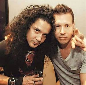 The real Chris Perez and Jon Seda, the actor who potrayed ...