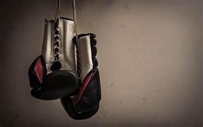 Boxing Gloves Hanging Wallpapers Desktop Sports Widescreen