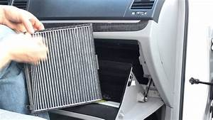 Hyundai Santa Fe Cabin Air Filter    Glove Box