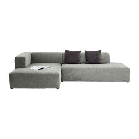 canapé d angle grande profondeur canapé d 39 angle pablo grande gauche kare design