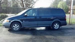 Purchase Used 2002 Pontiac Montana Base Mini Passenger Van