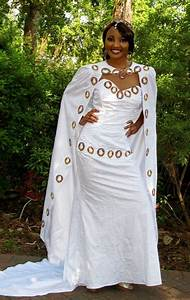 West African Wedding Dresses West African Attire Coordinated For You ...