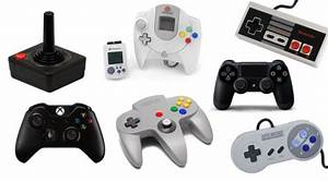 Shoulder buttons of giants: The evolution of controllers leading up to PS4 and Xbox One