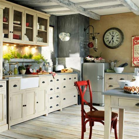 comment decorer ma cuisine cuisine cagne chic 9 magnifiques idées de déco