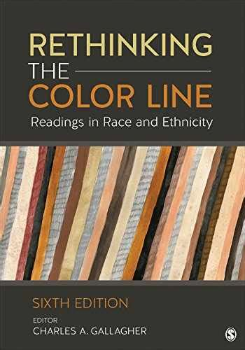 rethinking the color line sell buy or rent rethinking the color line readings in