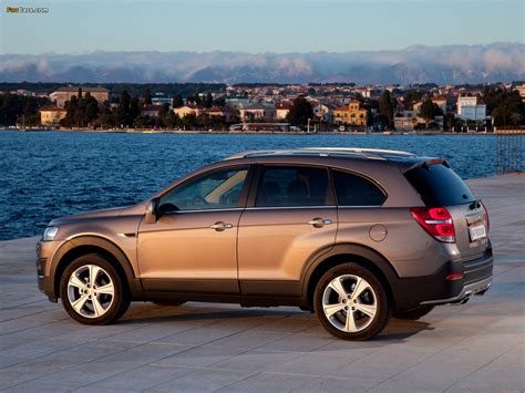Chevrolet Captiva Picture by Chevrolet Captiva 2013 Pictures 1280x960