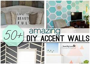 50 plus awesome accent walls for Amazing options for accent wall ideas