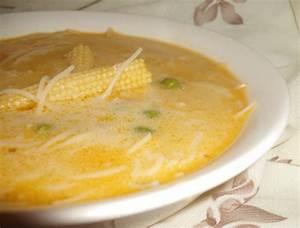 Quick And Easy Thai Soup Chicken) Recipe Thai Genius Kitchen