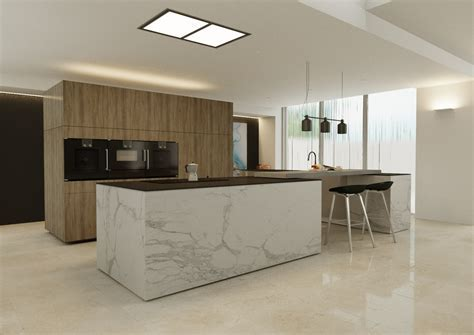 [kitchen Cabinet Modern Home Design Style Shaped Laminate
