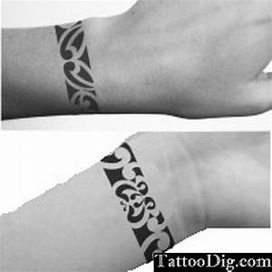 39 Awesome Tribal Wrist Tattoo Designs