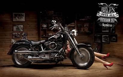 Harley Davidson Wallpapers Pc Bikes Boy Fat