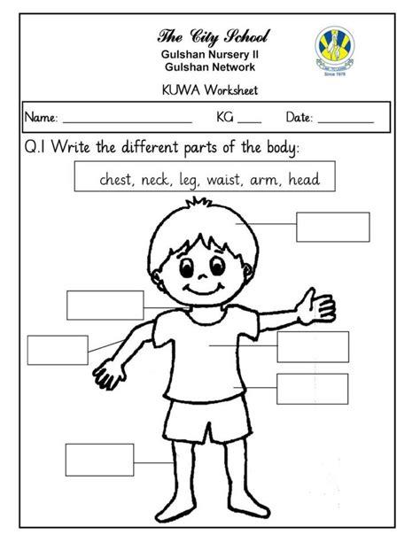 worksheet  kindergarten urdu sr gulshan  city