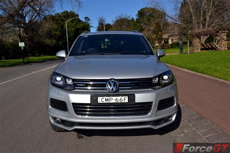 volkswagen touareg review