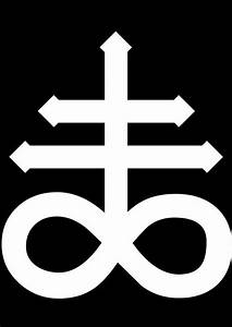 The Satanic Cross (also known as the Leviathan cross) is a ...