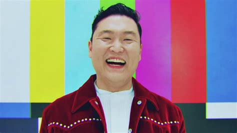 Psy Reigns With
