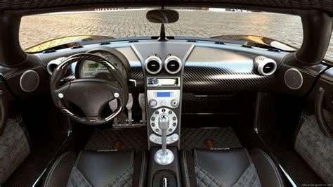 Koenigsegg Ccgt Interior