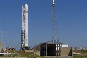 The Launch Pad: SpaceX Falcon 9 Ready for Liftoff | WIRED