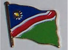 Flag Badge Namibia