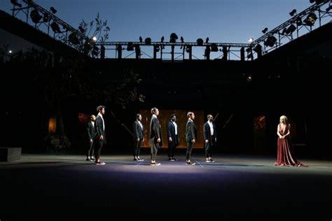 foto persiani i persiani all arena shakespeare le foto di scena 1 di