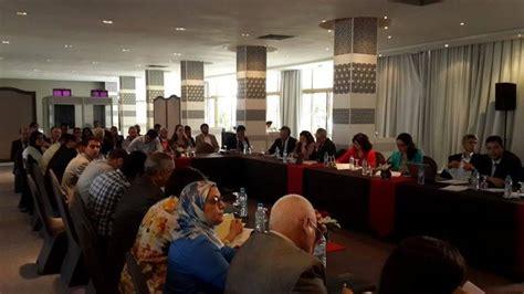 bureau du commerce international le matin lancement du projet renforcer l impact du