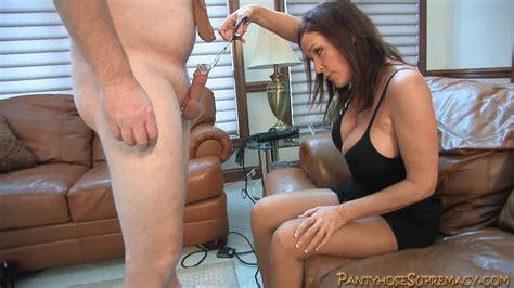 Pantyhosesupremacy Rachael Steele Pantyhose Punishment